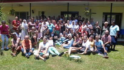 PARTICIPATION IN SEMINARS FOR CATECHISTS (CUBA)