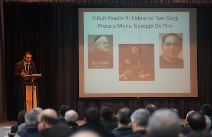The St Paul Cult in the apostolate of St. George Preca and Mgr. Giuseppe de Piro