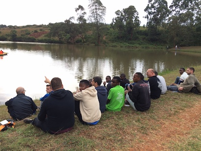 CANDIDATES' MISSIONARY EXPERIENCE IN KENYA